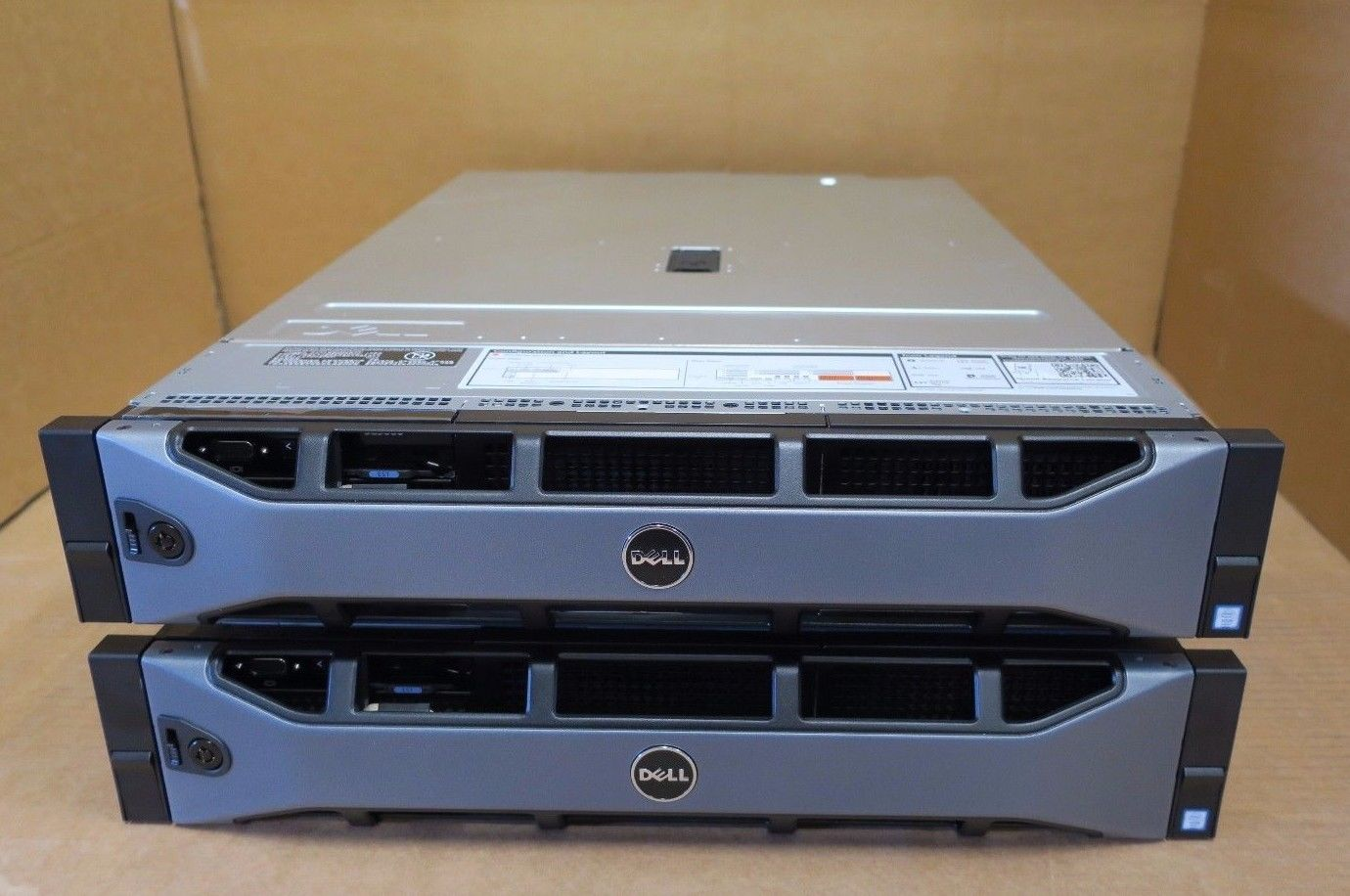 2 X Dell Storage Sc9000 Array Controllers San Nas Hdd Ssd